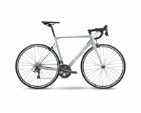 BMC Teammachine ALR TWO Grey/Brushed/yellow Tiagra 2020 / Шоссейный велосипед