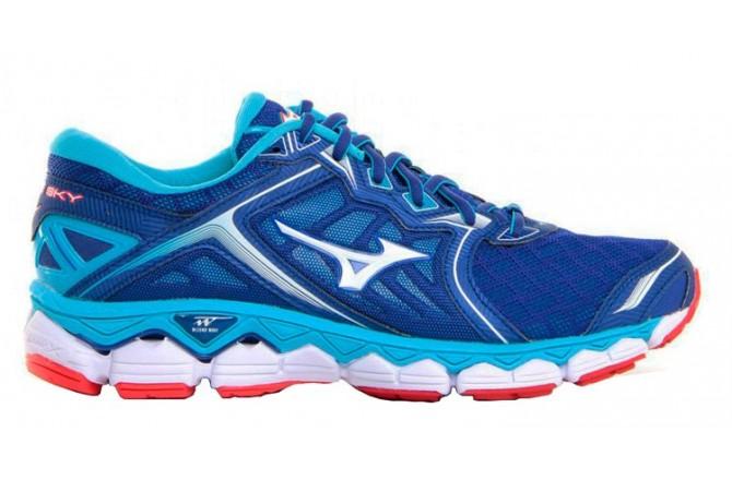 Mizuno Wave Sky (UK) / Мужские кроссовки, Тренировочные - в интернет магазине спортивных товаров Tri-sport!