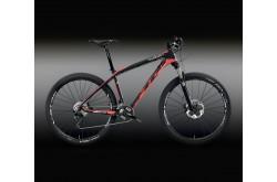 Велосипед MTB Wilier 401 XB Mix XT'16 Black/Red fluo SS15, Горные - в интернет магазине спортивных товаров Tri-sport!