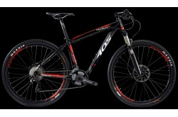 Велосипед MTB Wilier 405 XB Mix XT'15 Black/Red Matt SS15, Горные - в интернет магазине спортивных товаров Tri-sport!