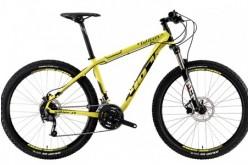 Велосипед MTB Wilier 407 XB Deore Mix'15 Yellow Green SS15, Горные - в интернет магазине спортивных товаров Tri-sport!