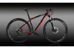 Велосипед MTB Wilier 501 XN+ SRAM X1'15 Black Red Fluo, Горные - в интернет магазине спортивных товаров Tri-sport!