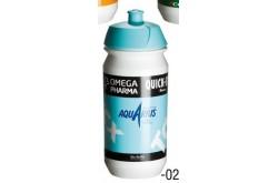 Фляга Tacx Shiva Pro Teams 500мл, Omega Pharma, Фляги - в интернет магазине спортивных товаров Tri-sport!