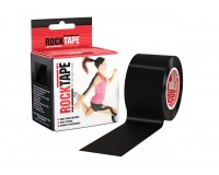 Rocktape Classic 5cm x 5m / Кинезиологический тейп черный