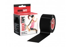 Rocktape Classic 5cm x 5m / Кинезиологический тейп черный, Медицина - в интернет магазине спортивных товаров Tri-sport!