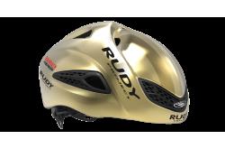 Rudy Project Boost 01 Gold Shiny Team Bahrain L / Шлем, Шлемы для триатлона - в интернет магазине спортивных товаров Tri-sport!