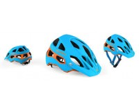 Каска Rudy Project PROTERA BLUE/ORANGE Matt L