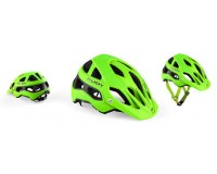Каска Rudy Project PROTERA LIME Fluo/BLACK Matt L