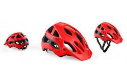 Каска Rudy Project PROTERA RED/BLACK Shiny S/M, Шлемы - в интернет магазине спортивных товаров Tri-sport!