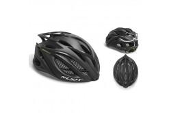 Rudy Project Racemaster Black Stealth L / Шлем, Шлемы шоссейные - в интернет магазине спортивных товаров Tri-sport!