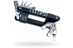 PRO, набор инструм. Minitool, 8 функц., алюм., Инструменты - в интернет магазине спортивных товаров Tri-sport!