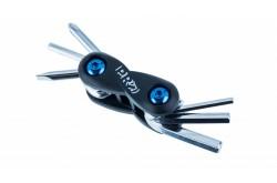 PRO, набор инструм. Minitool, 6 функц., пласт. корпус., Инструменты - в интернет магазине спортивных товаров Tri-sport!