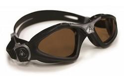 Aqua Sphere Kayenne (поляризованные линзы, Black/Silver), Очки для открытой воды и тренировок - в интернет магазине спортивных товаров Tri-sport!