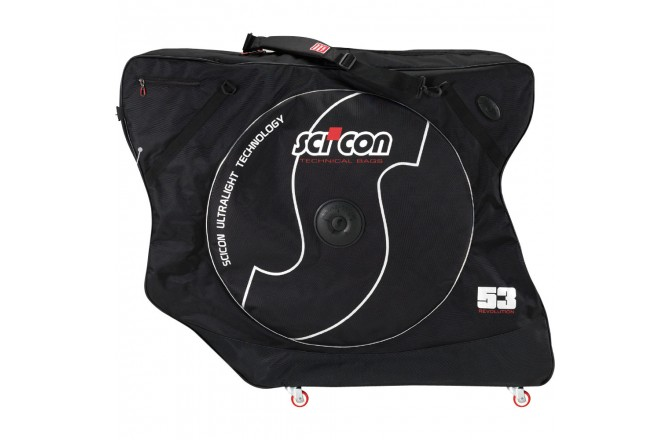 Scicon AeroComfort 2.0 TSA, nylon 840 padded / Чехол для велосипеда вес 7.7 кг. р-р. 118х25х90, Велочехлы и сумки - в интернет магазине спортивных товаров Tri-sport!