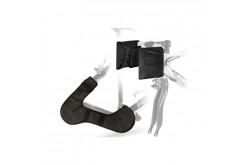Чехол на ручки и звезды Scicon Brake Levers Gear Protection, nylon 210, цвет black, Велочехлы и сумки - в интернет магазине спортивных товаров Tri-sport!