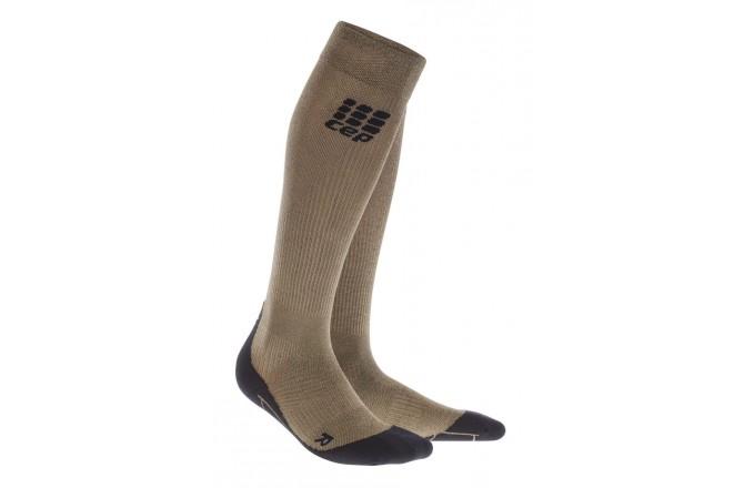 CEP Metalized Socks - LIMITED EDITION / Женские компрессионные гольфы, Гольфы - в интернет магазине спортивных товаров Tri-sport!