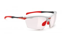 Rudy Project Agon White Gloss Impx Photochromic Red / Очки, Очки - в интернет магазине спортивных товаров Tri-sport!