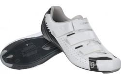 Scott Road Comp gloss white/gloss black / Велотуфли шоссейные