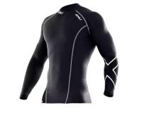 2XU Compression Long Sleeve Top / Мужская компрессионная футболка с длинными рукавами