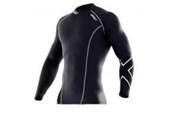 2XU Compression Long Sleeve Top / Мужская компрессионная футболка с длинными рукавами,  в интернет магазине спортивных товаров Tri-sport!