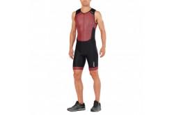 2XU Perform FrontZip Trisuit SS / Мужской стартовый костюм без рукавов, Триатлон - в интернет магазине спортивных товаров Tri-sport!