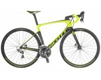 Scott Foil 20 disc yellow/black / Шоссейный велосипед