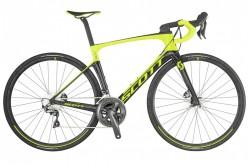 Scott Foil 20 disc yellow/black / Шоссейный велосипед, Шоссейные - в интернет магазине спортивных товаров Tri-sport!
