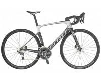 Scott Foil 20 disc silver/black / Шоссейный велосипед