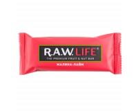R.A.W. Life Малина-Лайм 47g/ Энергетический батончик