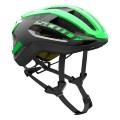 Scott Centric PLUS green flash/black / Шлем велосипедный