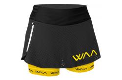 WAA ULTRA SKIRT Yellow / Юбка-шорты, Тайтсы, брюки - в интернет магазине спортивных товаров Tri-sport!