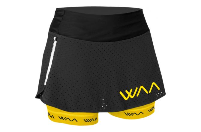 WAA ULTRA SKIRT Yellow, Тайтсы и штаны - в интернет магазине спортивных товаров Tri-sport!