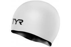TYR SILICONE REVERSIBLE SWIM CAP / Шапочка плавательная, Шапочки - в интернет магазине спортивных товаров Tri-sport!