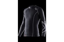 Компрессионная футболка мужская 2XU Men's Elite Compression Top L/S, Компрессионные футболки - в интернет магазине спортивных товаров Tri-sport!