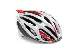 RP ACTYUM WHITE/SILVER/RED L / Каска,  в интернет магазине спортивных товаров Tri-sport!