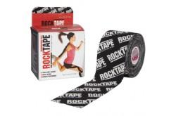 Rocktape 5x5 см Черный логотип  / Кинезиологический тейп, Медицина - в интернет магазине спортивных товаров Tri-sport!
