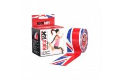 Rocktape 5x5 см Британский Флаг H2O / Кинезиологический тейп, Медицина - в интернет магазине спортивных товаров Tri-sport!