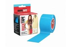 Rocktape 5x5 см Голубой H2O / Кинезиологический тейп, Медицина - в интернет магазине спортивных товаров Tri-sport!