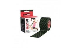 Rocktape 5x5 см Черный узор  / Кинезиологический тейп, Медицина - в интернет магазине спортивных товаров Tri-sport!