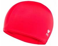 TYR Solid Lycra Cap / Шапочка для плавания  красная