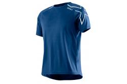 Мужская футболка для бега 2XU / Синий, Футболки и кофты - в интернет магазине спортивных товаров Tri-sport!