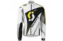 Куртка Scott FW16 AS RC Pro plus white/yellow rc, Куртки и дождевики - в интернет магазине спортивных товаров Tri-sport!