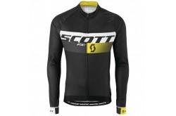 Майка RC Pro light д/рук black/rc yellow, Джерси - в интернет магазине спортивных товаров Tri-sport!