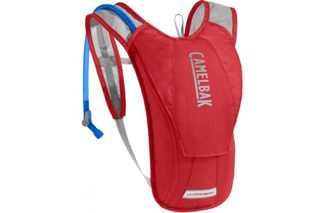Camelbak HydroBak 1,5 рез. 50 oz (1,5L) Racing Red/Silver / Рюкзак, Рюкзаки и сумки - в интернет магазине спортивных товаров Tri-sport!