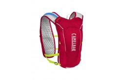 Camelbak Circuit™ Vest Crimson Red/Lime Punch,5л / Жилет, Гидропаки и бутылки - в интернет магазине спортивных товаров Tri-sport!