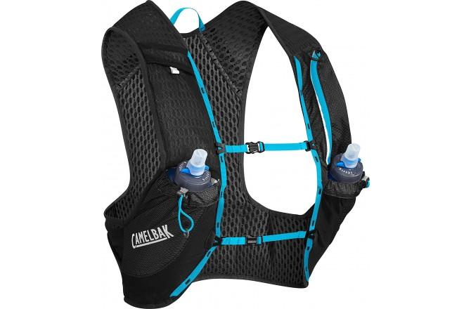 Camelbak Nano™ Vest Black/Atomic Blue,3л,р.L / Жилет, Гидропаки и бутылки - в интернет магазине спортивных товаров Tri-sport!