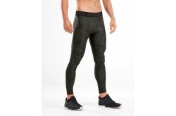 2XU Accelerate Print Compr Tights / Мужское компрессионное трико, Одежда для бега - в интернет магазине спортивных товаров Tri-sport!