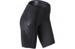 2XU Mid Rise Compression Short / Женские компрессионные шорты, Компрессионная одежда - в интернет магазине спортивных товаров Tri-sport!