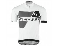 Scott RC Premium white/dark grey / Майка