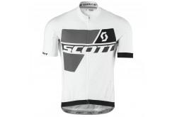 Scott RC Premium white/dark grey / Майка, Велоодежда - в интернет магазине спортивных товаров Tri-sport!